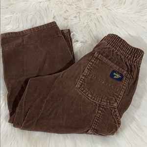 Oshkosh bgosh corduroy 4t pants